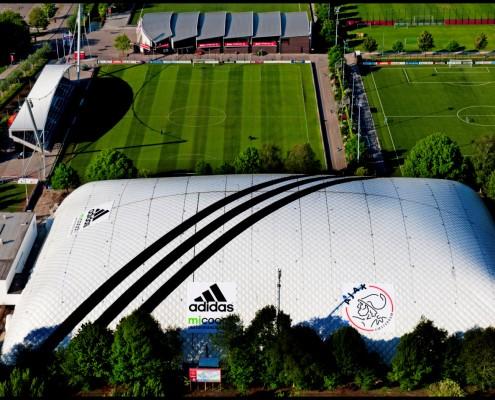 Ajax Adidas micoach performance center