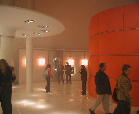 Foamdome interieurbeurs kortrijk modular lighting systems for Interieur beurs kortrijk