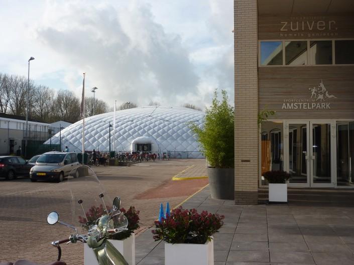Amstelpark Tennis Club te Amsterdam