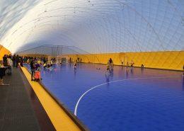 Hockey dome