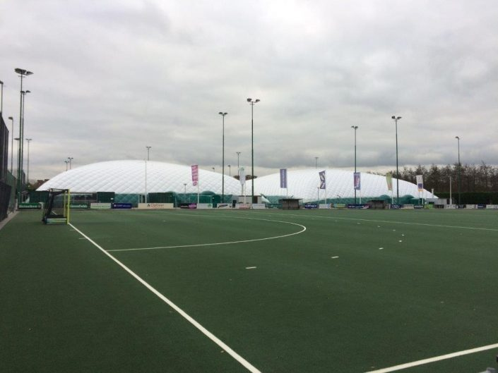 Delft hockey dome