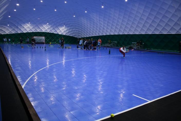 hockeydome, Luchthal Hockey Wassenaar
